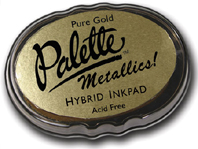 Palette™ Hybrid Metallic Ink
