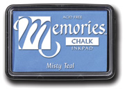 Memories Chalk Ink Pad