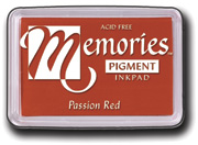Memories Pigment Ink Pad